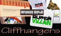 Superhero / Supervillain