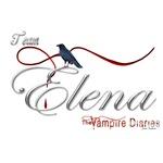Team Elena The Vampire Diaries Raven Ribbon2