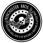 Winchester Bros Ring Patch Revised
