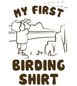 My First Birding Shirt