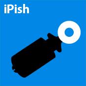iPish (blue)