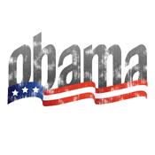 Obama Flag Wave Rising