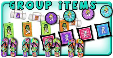 Group Items