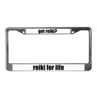 License Plate Frames, Bumper Stickers