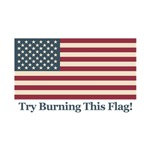 Try Burning This Flag