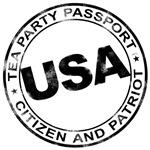 Tea Party Passport