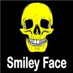 Smiley Face Skull