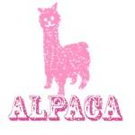 Alpaca1: Pink
