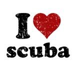 I heart scuba