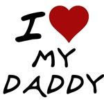 I heart my daddy