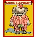 Behind EDDIE ELEPHANT
