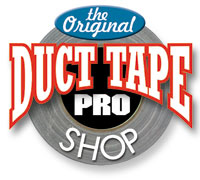 THE DUCT TAPE PRO SHOP