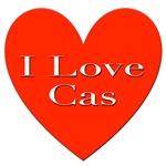 I Love Castiel