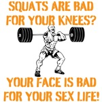 Squats Are Bad For Your Knees?