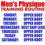 Men's Physique Training