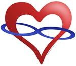 Infinite Love Heart