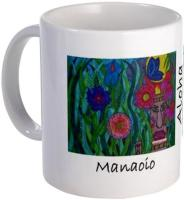 Tiki Garden Series - Hawaiian Inspirational Mugs
