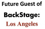 Future Guest of BackStage:Los Angeles
