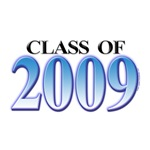 Class of 2009 T-shirts; write me to customize
