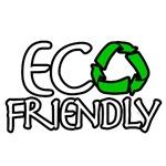 Eco-friendly, White BG