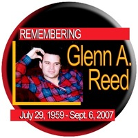 Personalized In Memory of Glenn Reed T-shirts