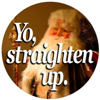 Yo, Straighten Up!