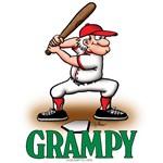 Baseball Slugger Grampy