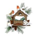 Winter Birds 2