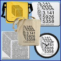 Pi Cubed Stuff