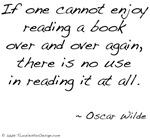 Wilde on Reading