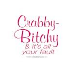 Crabby-Bitchy