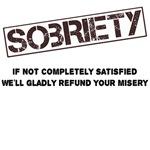 SOBRIETY T-Shirts