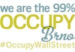 Occupy Brno T-Shirts