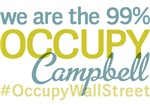 Occupy Campbell T-Shirts