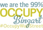 Occupy Binzart T-Shirts