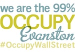 Occupy Evanston T-Shirts