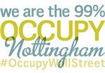 Occupy Nottingham T-Shirts