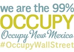 Occupy New Mexico T-Shirts