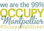 Occupy Montpellier T-Shirts