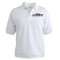 Gulf War/Desert Storm Vet Golf Shirts