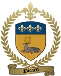 PICARD Family Crest