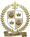 RINGUETTE Family Crest
