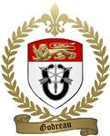 GODREAU Family Crest