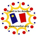 Proud to be Acadian