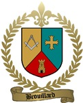 BROUILLARD Family Crest