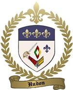 HUDON Family Crest