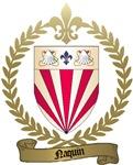 NAQUIN Family Crest