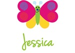 Jessica The Butterfly