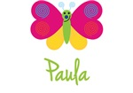 Paula The Butterfly