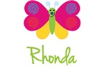 Rhonda The Butterfly